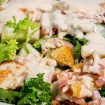 Torta de frango fit – Sem farinha