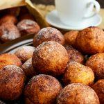 Delícia de Creme de Milho com Camarão