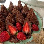 Musse de Leite Condensado com Frutas