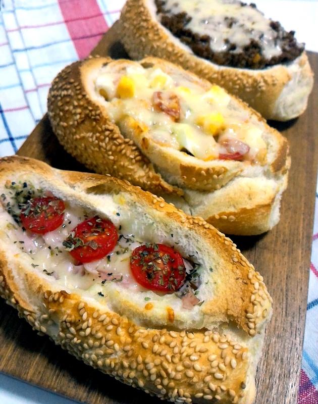 Como fazer Pão Francês Recheado