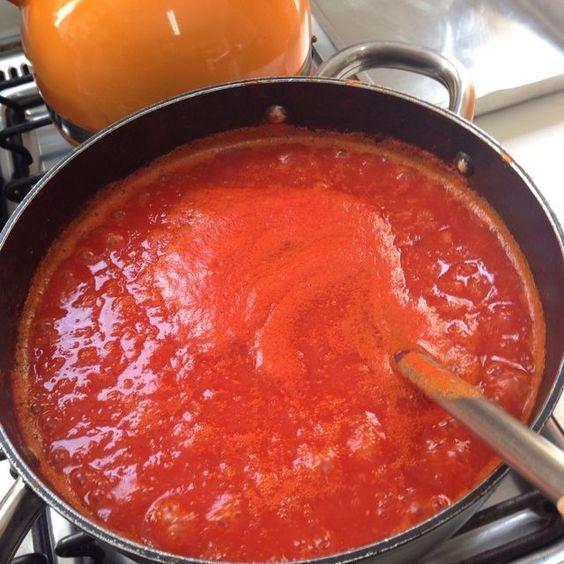 Como fazer Molho de Tomate Caseiro