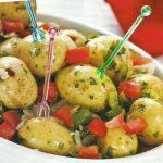 Brócolis com Batata ao Forno:Ótima sugestão para acompanhamento